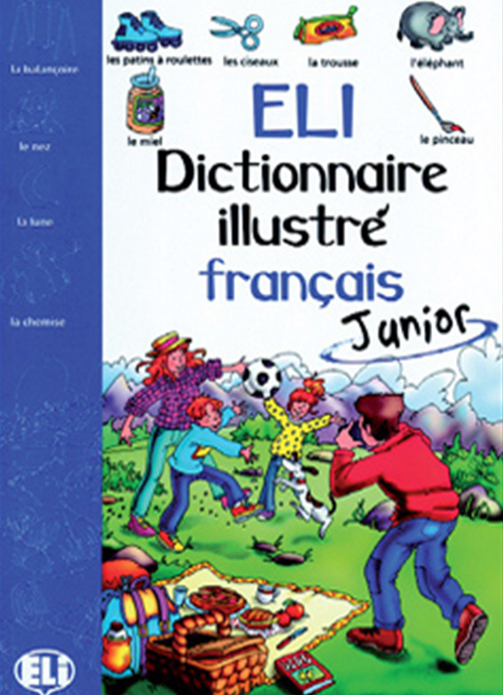 Dictionnaire illustré français junior